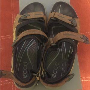 Gently worn Ecco sandals 👡